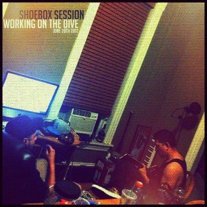 recordingthedive