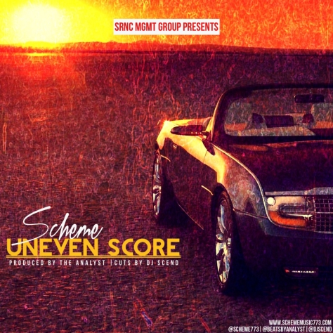Uneven Score Cover